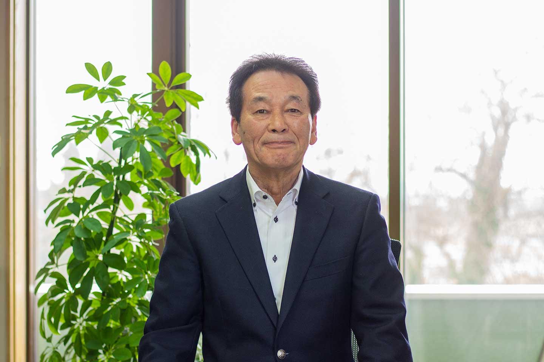 代表取締役社長 武石 明
