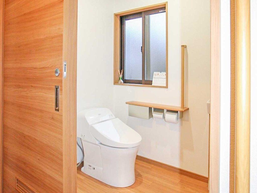 築60年 H様邸リフォーム トイレ